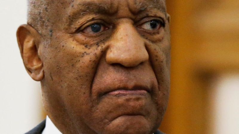 Judge Orders TV Icon Cosby to Stand Trial for Sexual Assault