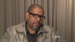 Oscar-Winner Forest Whitaker Promotes Peace, Reconciliation