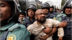 پلیس شهردار داکا و نایب رییس حزب ملی بنگلادش BPN را بازداشت کرد. ۴ نوامبر ۲۰۱۱