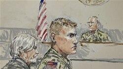شرح محاکمه کلوين گيبز در دادگاه ارتش آمريکا