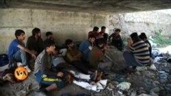 غیرقانونی طور پر ترکی پہنچنے والے افغان پناہ گزینوں کی روداد