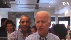 Obama y Biden se reúnen en DC