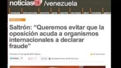 Venezuela inicia retiro formal de la CIDH