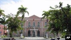 Edifício da administração municipal de Benguela