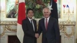 Úc, Nhật Bản cùng lên tiếng chống lại hành động của TQ ở Biển Đông