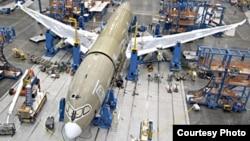 Boing 787 - Drimlajner