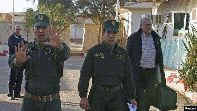 Algeria Hostages