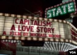 La nueva cinta de Michael Moore.