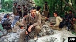 Архив: боевики Рабочей партии Курдистана
