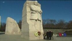 31-ий день шатдауну у США та День Мартина Лютера Кінґа. Відео