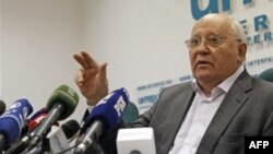 Gorbachyov: Rossiya demokratiyadan chekinmoqda