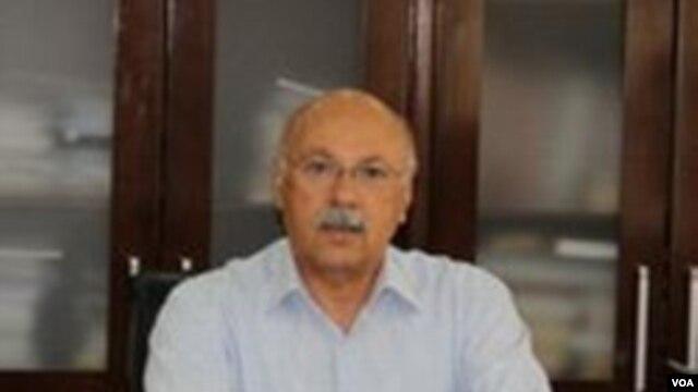 Ceylanpınar Belediye Başkanı İsmail Arslan
