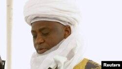 Mai Martaba Sarkin Musulmi Saad Abubakar, kuma daya daga cikin manyan sarakunan gargajiya
