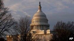 Gedung Capitol AS. (Foto: ilustrasi)