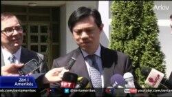 Zv.Ndihmës Sekretari amerikan i Shtetit në Shkup