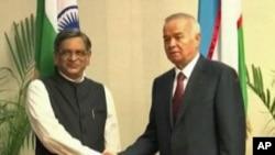 موافقت نامه یک میلیارد و دوصد میلیون دلاری هند و ازبکستان