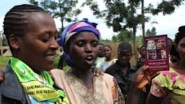 Neema Namadamu, militante congolaise des droits de l'homme
