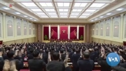 VOA英语视频: 金正恩警告称他可能放弃暂停核试验和远程导弹试验