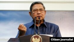 Presiden Susilo Bambang Yudhoyono mengutuk kasus penyiksaan seorang pembantu rumah tangga asal Indonesia oleh majikannya di Hong Kong. (Foto: Dok)