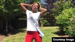 Miss Zimbabwe USA 2016 Andile Mpofu