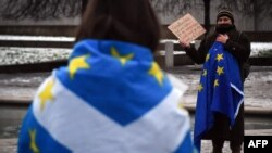 برطانیہ میں پانچ سال سے جاری بریگزٹ بحران یورپ کے معاملاتپر غالب رہا۔