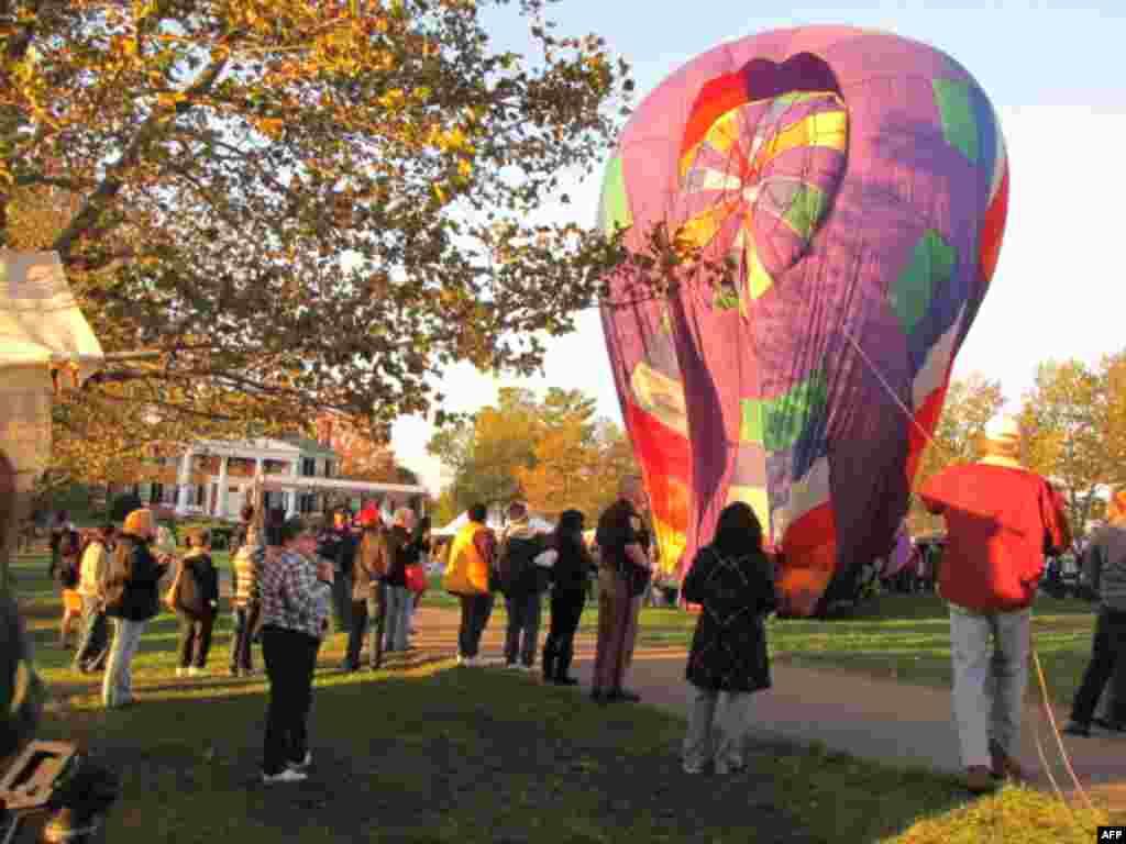 Lễ hội Khinh khí cầu