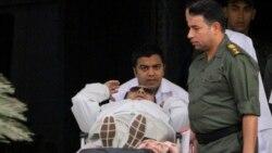 穆巴拉克獲釋 埃及人迷惑不解