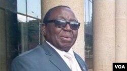 UMnu. Simon Khaya Moyo.