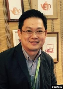 新加坡南洋理工大学学者李气虹。(照片由李气虹提供)