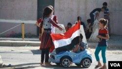 Киркук, Ирак. 17 октября 2017 г.