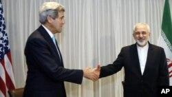 Accords sur le nucléair iranien.