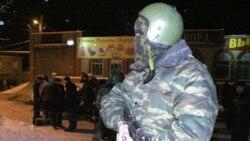 پلیس روسیه در انفجار بمب کشته شد