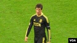 Fernando Torres, hijrah dari Liverpool dan akan bermain untuk klub Chelsea.
