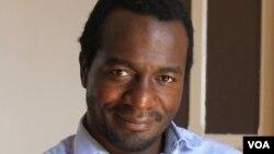 Rufin Mbou Mikima, scénariste, et producteur et coréalisateur congolais (DR)