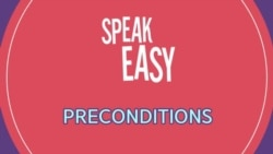 [Speak Easy] 전제 조건 'Precondition'