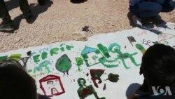 Mohrên Êşê: Çalakîya Hunerî ya Zarokên Efrînî