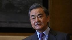 """中國外長二訪中東旨在尋求支持、填補""""真空""""?"""