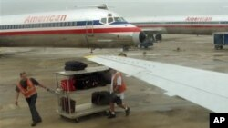 Аэропорт Сан-Антонио, Техас