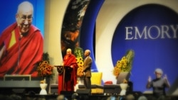 The Dalai Lama at Emory University, USA