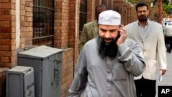 Ulama Mesir Osama Hassan Mustafa Nasr, atau Abu Omar, yang diduga diculik oleh para agen CIA di Milan. (Foto: Dok)