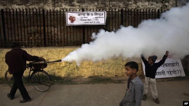 Ấn Độ là quốc gia bị bệnh sốt rét tác hại nhiều nhất tại châu Á.