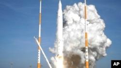 South Korea Launches Satellite