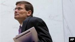 ФОТО. 2012-й рік - в.о. директора ЦРУ Майкл Морелл у Конгресі
