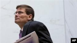 Mantan deputi direktur Badan Intelijen Pusat AS, CIA, Michael Morell (Foto: dok).