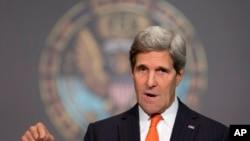 Državni sekretar Kerry