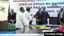 TUMEya Taifa ya Uchaguzi (NEC), imemteua Bernard Membe kuwa mgombea urais wa Tanzania kupitia ACT-Wazalendo na mgombea mwenza, Profesa Omar Fakih Hamad, kwenye Uchaguzi Mkuu utakaofanyika Oktoba 28, 2020. Membe ni mgombea wa tisa kuteuliwa.