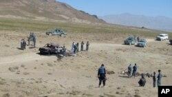 مقامها گفته اند که طالبان از دو روز گذشته حملات تهاجمی شان بر ولسوالی جانیخیل آغاز کرده اند