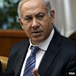 PM Israel Benyamin Netanyahu menyambut baik pendekatan baru AS bagi perundingan damai.