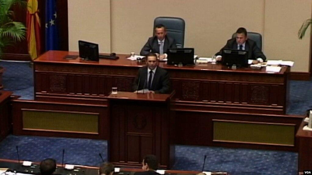 Maqedoni, Parlamenti ratifikon sërish marrëveshjen e emrit me Greqinë