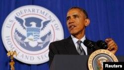 اوباما: بودجۀ پیشنهاد شدۀ سال ٢٠١٦ یک مسؤلیت مهم و اساسی حکومت است و کانگرس باید تمامی بودجۀ پیشنهادی را تصویب کند
